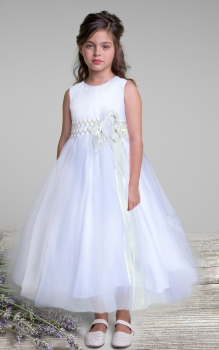 A unique dress Dalia wedding communion.  Sizes 104-164