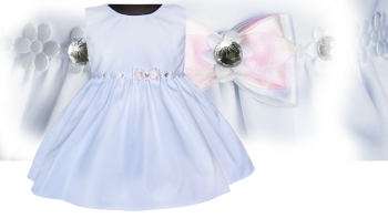 Delicate dress for the girl, BAPT, occasions