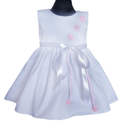 Delicate dress for a little girl, BAPTISM