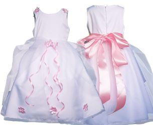 CHILDREN'S TULIP TULLE for girls, ball, occasions