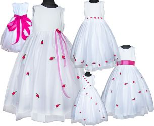 CUDA ! BEAUTIFUL DRESS roses 6 designs / colors