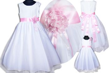 Dress for the wedding, communion, baptism. Visiting and elegant.PL